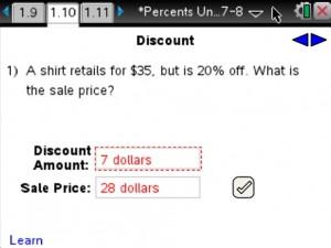 Lesson 10 - Discount