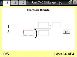 Fraction Divide