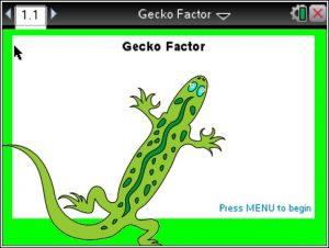 Gecko Factor