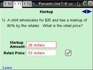 Lesson 11 - Markup