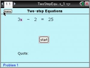 Lesson 8 - Two-step Equations