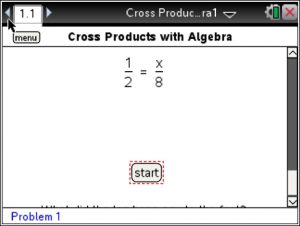 Lesson 5 - Cross Products with Algebra