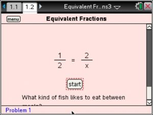 Lesson 2 - Equivalent Fractions