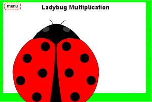 Ladybug Multiplication